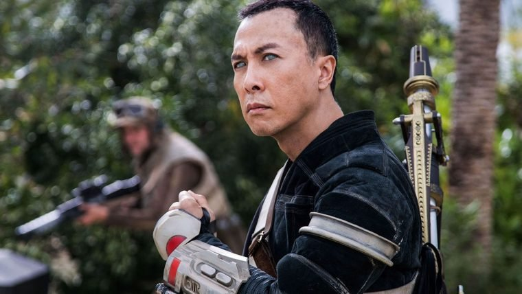 Donnie Yen explica os motivos para Star Wars não ser popular na China