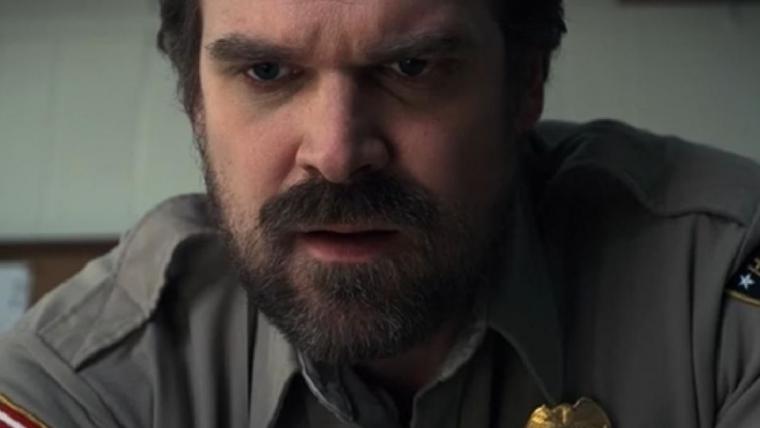 Stranger Things | David Harbour diz que 3ª temporada terá decisões