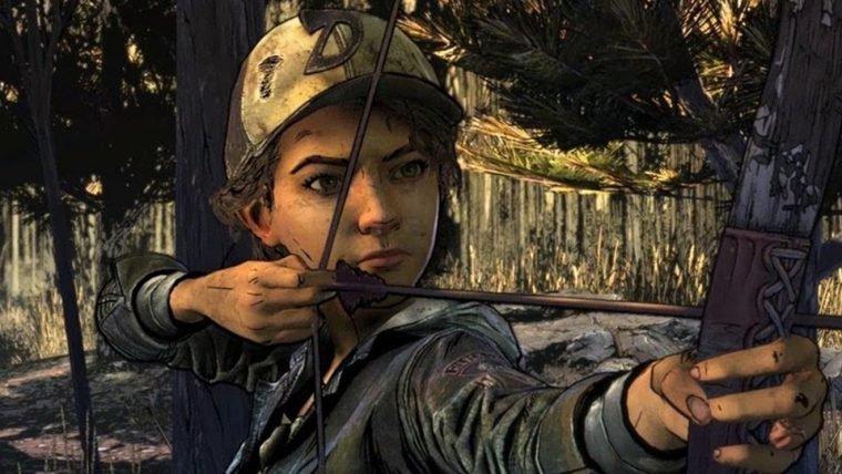 Clementine enfrenta perigos em trailer emocionante de Telltale's The Walking Dead