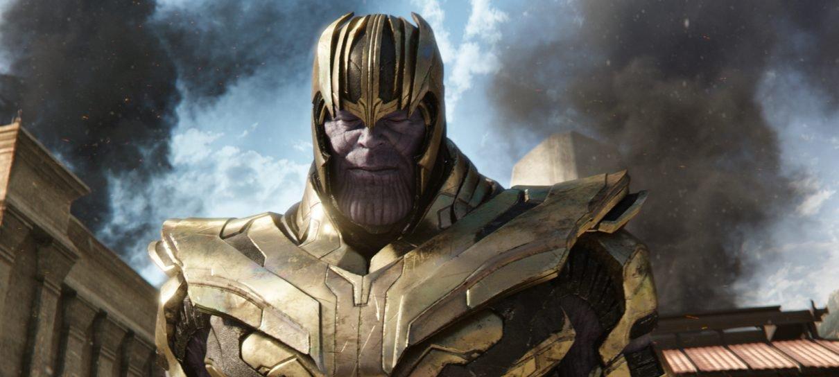 Vingadores: Guerra Infinita   Cena do final do filme originalmente seria bem mais sombria