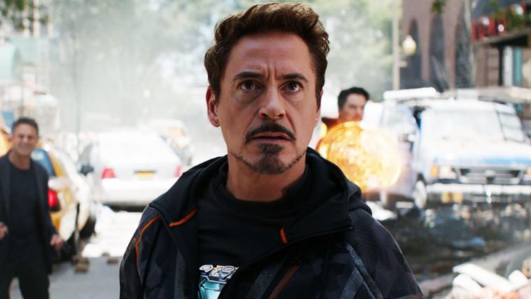 Vingadores: Guerra Infinita   Diretores comentam cena deletada de Tony Stark