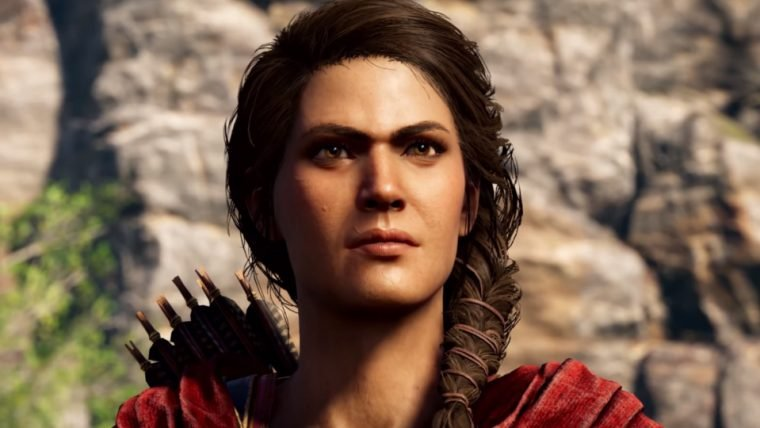 Assassin's Creed Odyssey | Trailers destacam Alexios e Kassandra