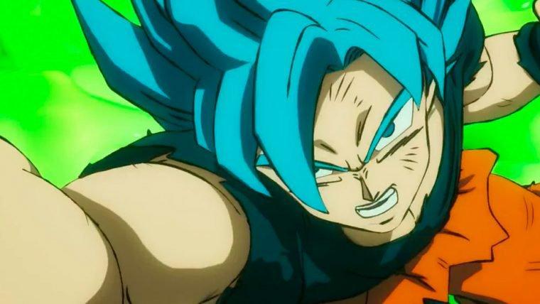 Dragon Ball Super: Broly   Comercial mostra mais da luta entre Goku e Broly