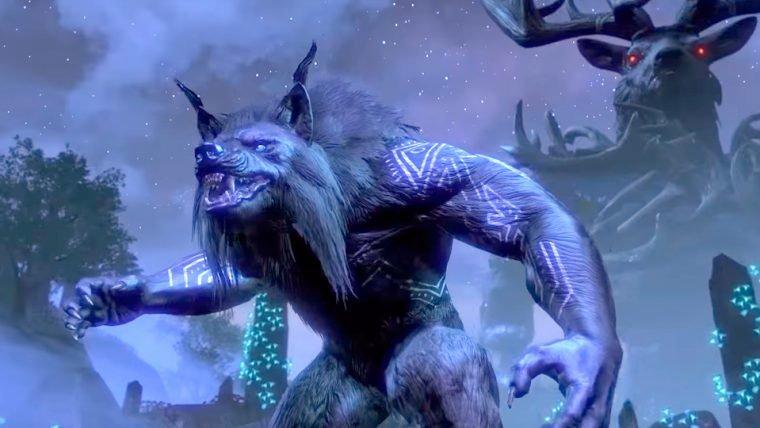 The Elder Scrolls Online recebe trailers de Wolfhunter e Murkmire