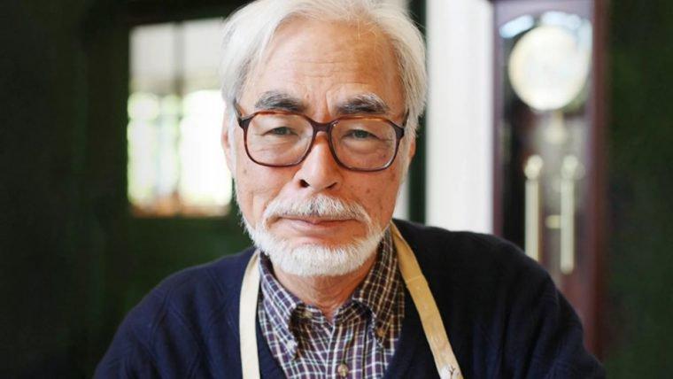 Novo filme de Hayao Miyazaki pode ter mais quatro anos de produção