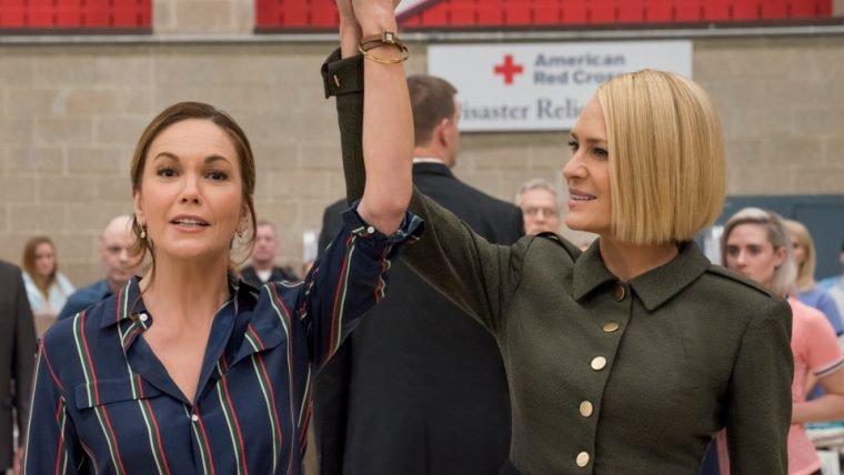 Fotos da sexta temporada revelam novos personagens de House of Cards