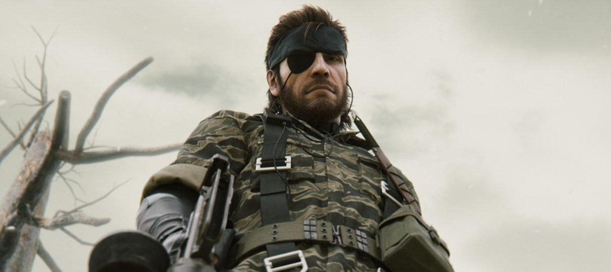 Arte imagina Oscar Isaac e Henry Cavill como Snake, de Metal Gear Solid
