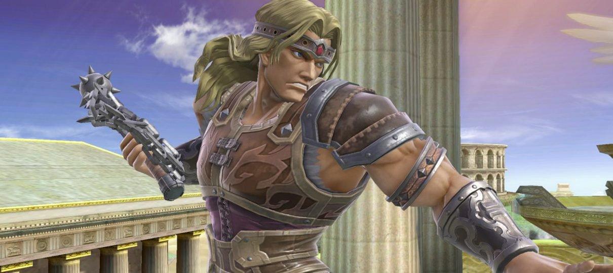 Super Smash Bros. Ultimate terá Simon Belmont, Richter, Chrom, Dark Samus e King K. Rool!