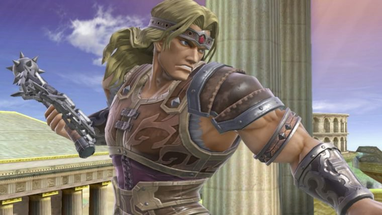 Super Smash Bros. Ultimate terá Simon Belmont, Richter, Chrom, Dark Samus e King K. Rool!