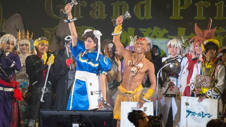 Dupla mexicana ganha World Cosplay Summit com performance incrível de Street Fighter!