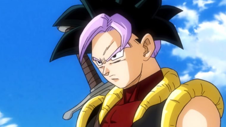 Super Dragon Ball Heroes mostra Gohanks Super Saiyajin 3 e Kanba Oozaru Dourado