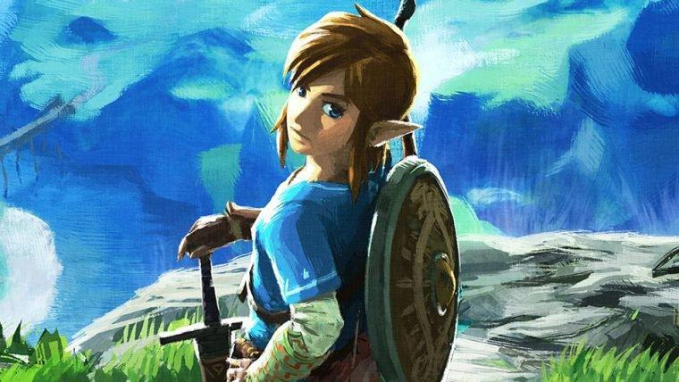 Zelda: Breath of the Wild finalmente ganha posição oficial na linha do tempo