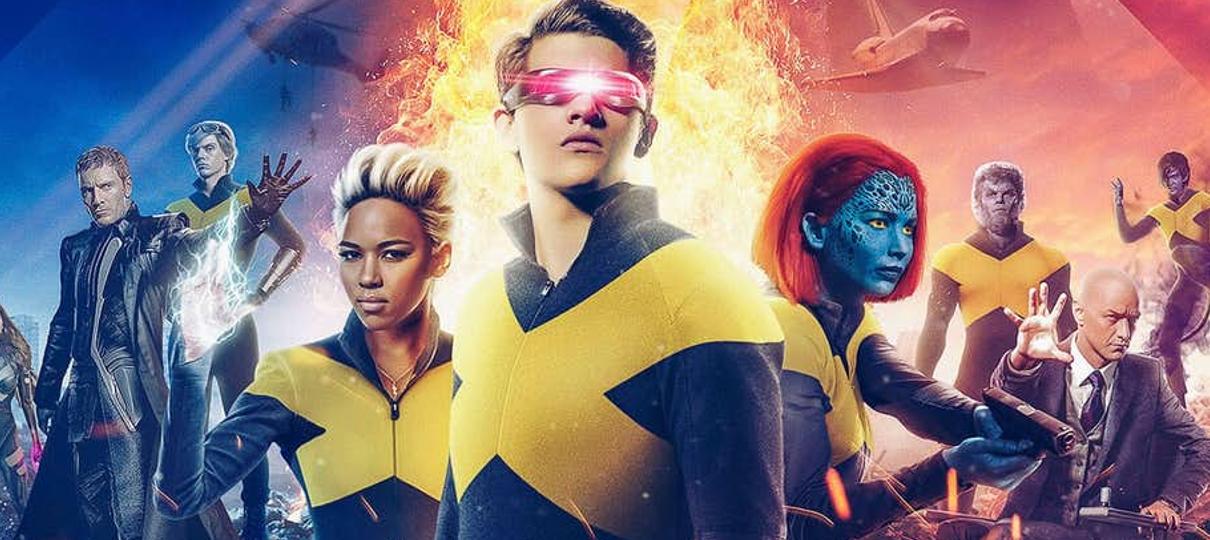 Refilmagens de X-Men: Dark Phoenix podem durar até três meses