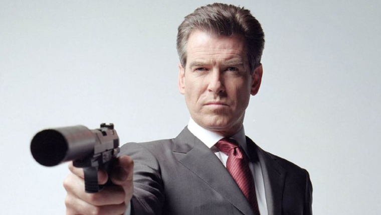 Pierce Brosnam é o James Bond que mais matou nos cinemas