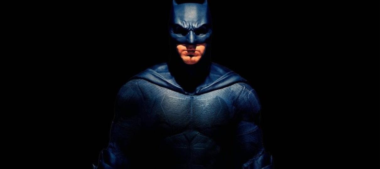Roteiro de The Batman está finalizado e foi entregue à DC, diz jornalista