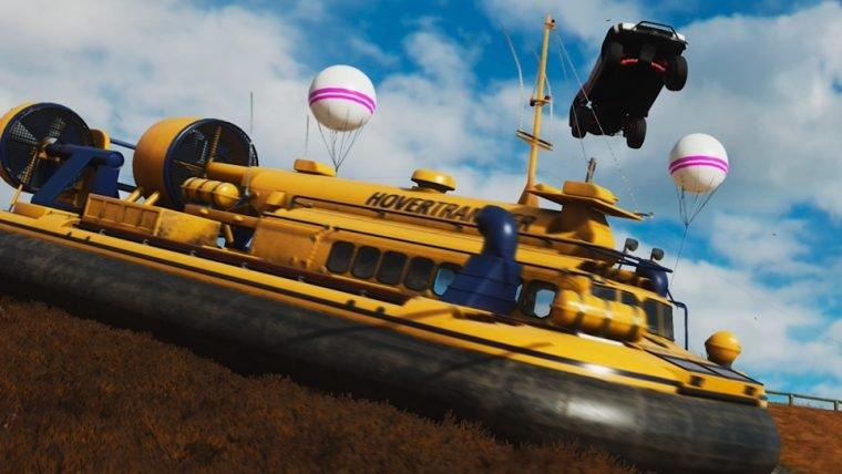 Forza Horizon 4 | Redecoramos o mapa de forma alternativa