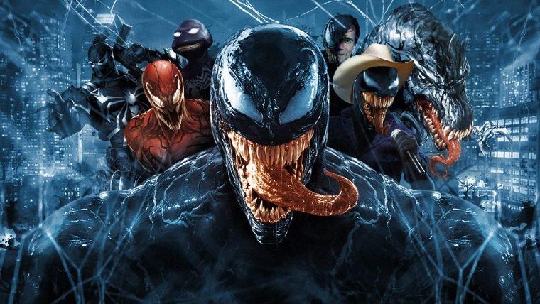 Venom nos quadrinhos