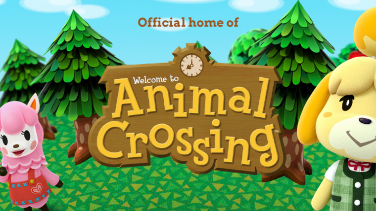 Animal Crossing é anunciado para Nintendo Switch e chega em 2019!
