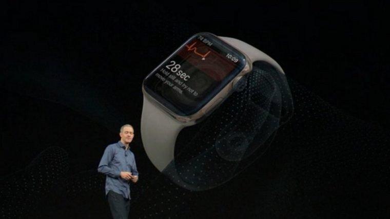 Apple anuncia o Apple Watch Series 4