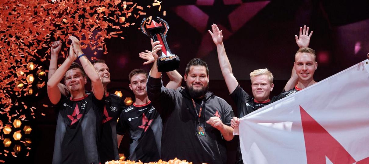 Plantão dos esports: Astralis vence Major de CS:GO; Copa Overwatch define finalistas