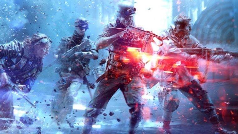 Novo trailer de Battlefield V exibe o modo Battle Royale pela primeira vez!