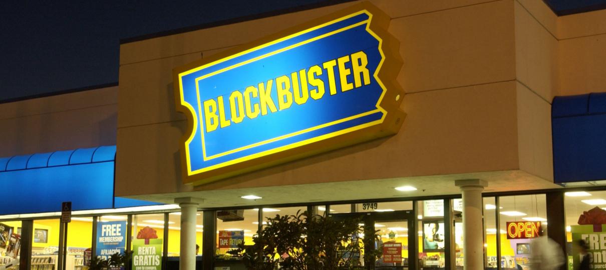 Nova Blockbuster abre na Inglaterra, mas só tem um filme disponível... Deadpool 2