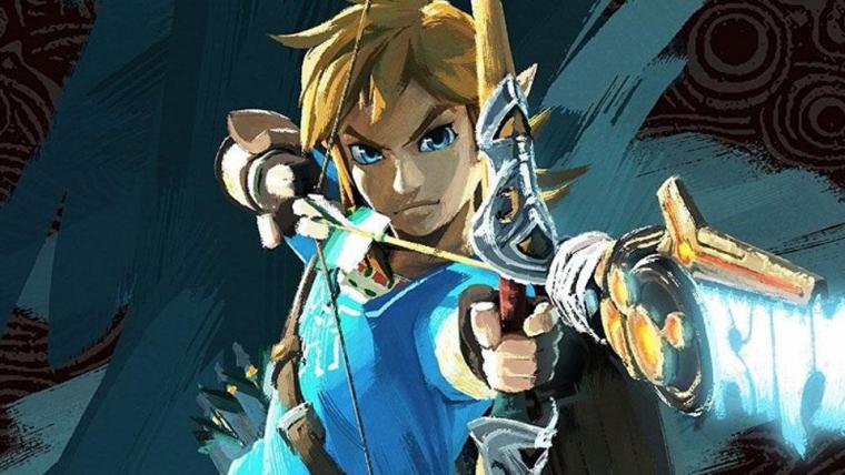 Zelda: Breath of the Wild se tornou o jogo mais vendido da franquia no Japão
