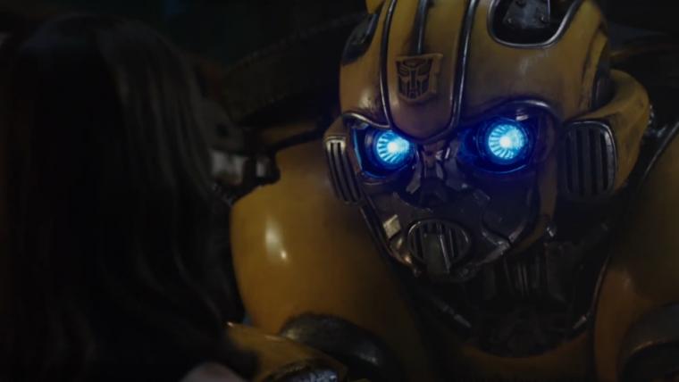 Optimus Prime tem uma missão importante em novo trailer de Bumblebee