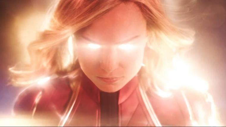 Brie Larson estrela primeiro trailer de Capitã Marvel; assista