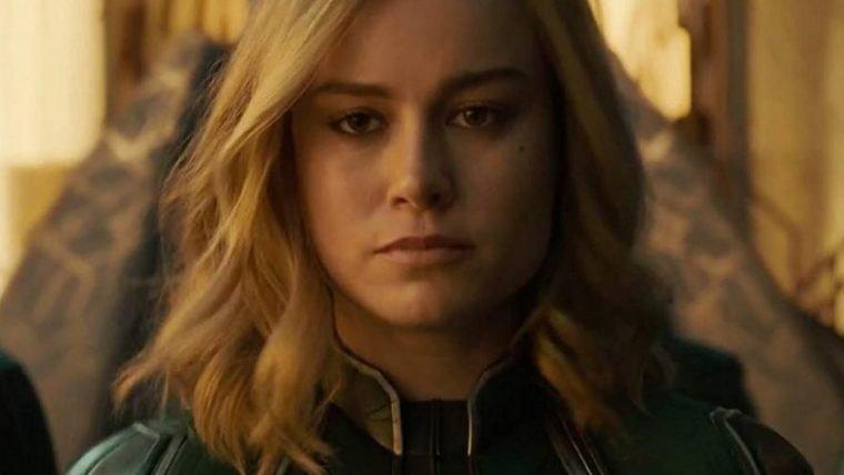 Capitã Marvel | Brie Larson faz zoeira com comentários sobre heroína não sorrir