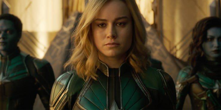 HQ explica por que Nick Fury não chamou a Capitã Marvel no primeiro Vingadores
