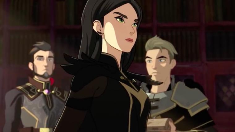 Criadores de O Príncipe Dragão prometem melhorar animação para segunda temporada