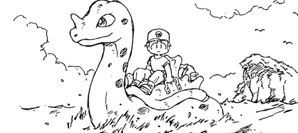 Conceitos iniciais de Pokémon revelam o visual original de monstrinhos clássicos
