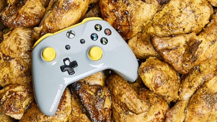 Microsoft vai lançar controle de Xbox que não engordura