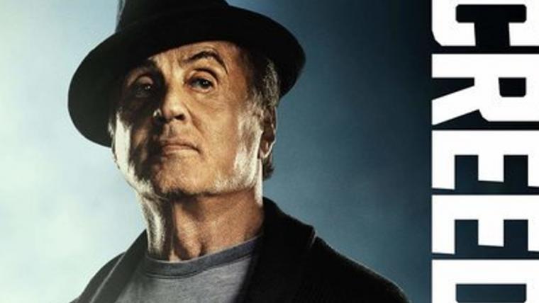 Stallone é destaque em novo cartaz de Creed II