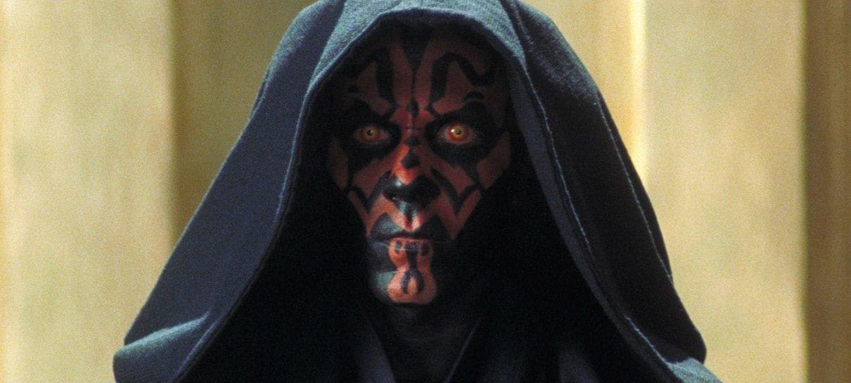 Star Wars | Ray Park tem ideias para Darth Maul