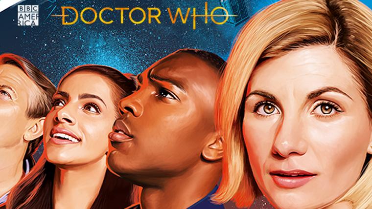 Estreia de Jodie Whittaker é a maior audiência da história de Doctor Who