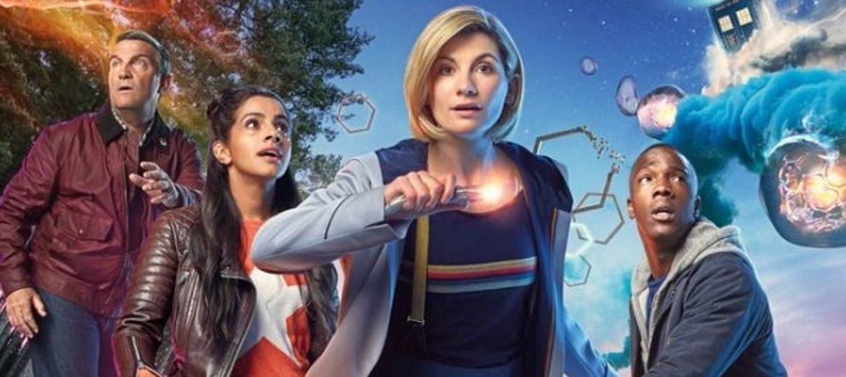 Doctor Who tem sua maior audiência desde 2010