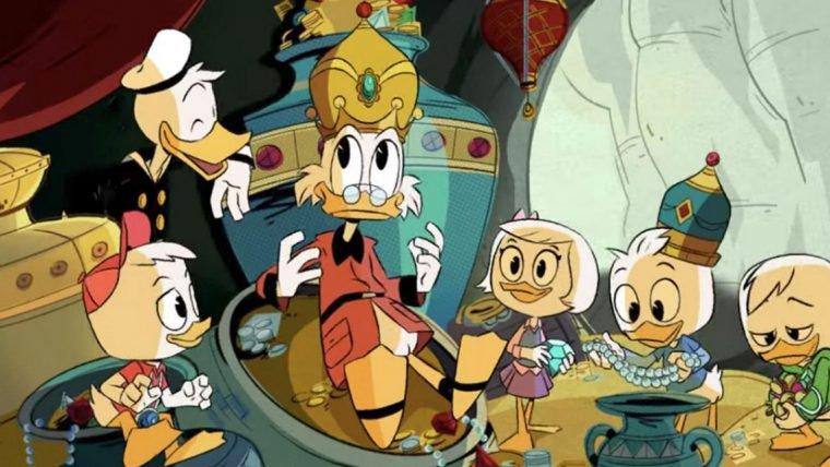 Ducktales - Os Caçadores de Aventuras terá terceira temporada