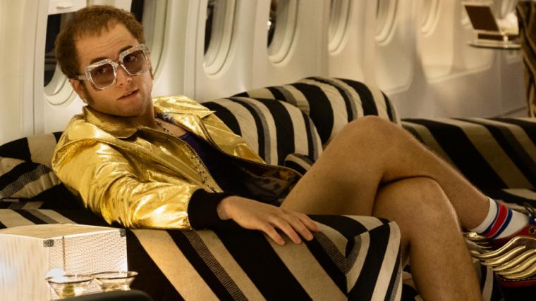 Rocketman | Musical baseado na vida de Elton John ganha primeira foto