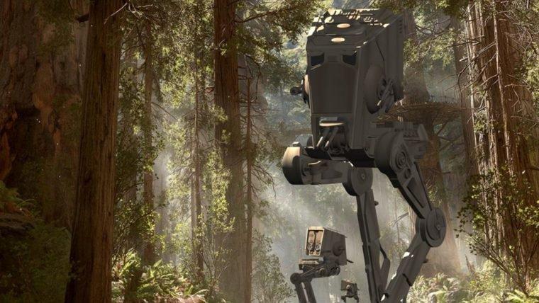 Novas fotos dos bastidores de Star Wars IX mostram planeta com floresta