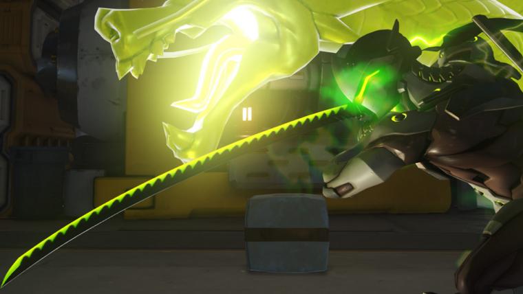 Overwatch | Empunhe a lâmina do Dragão com essa Espada Ultimate do Genji