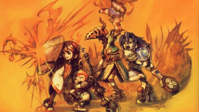 Final Fantasy Crystal Chronicles vai ganhar versão remasterizada para PS4 e Switch