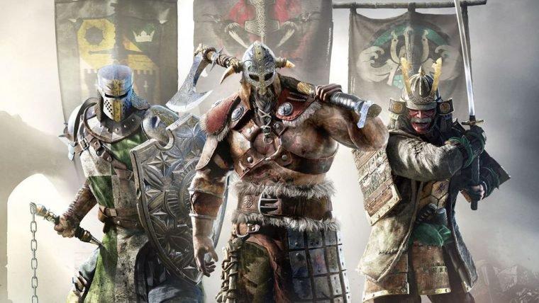 Ubisoft anuncia dois torneios de For Honor no Brasil