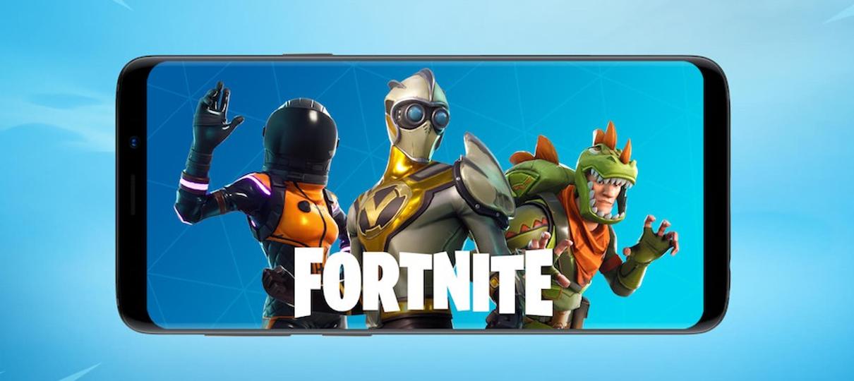 Fora da Play Store e ainda em beta, Fortnite chega a 15 milhões de downloads no Android