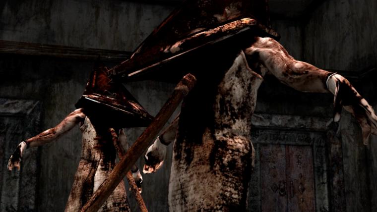 Franquia Silent Hill só continua se tiver Pyramid Head, diz designer da Team Silent