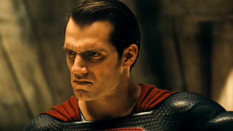 Henry Cavill não é mais o Superman dos cinemas