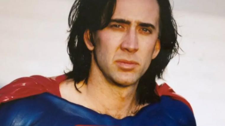 Internet diz que é hora de Nicolas Cage ser o próximo Superman