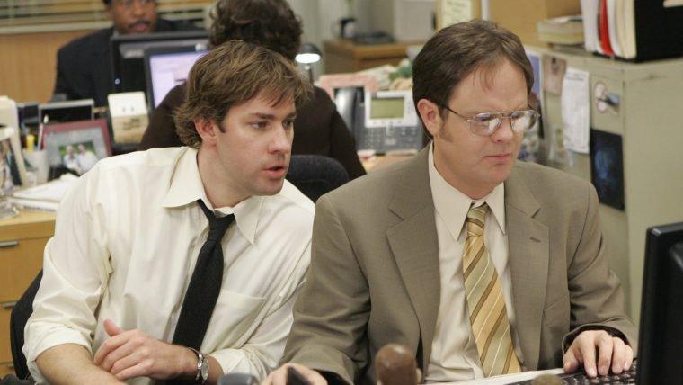 Paródia mistura Jack Ryan com The Office