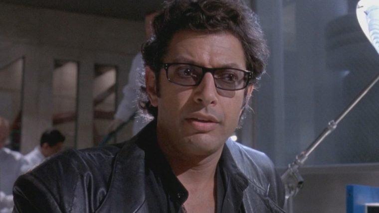 Jeff Goldblum quase foi cortado de Jurassic Park